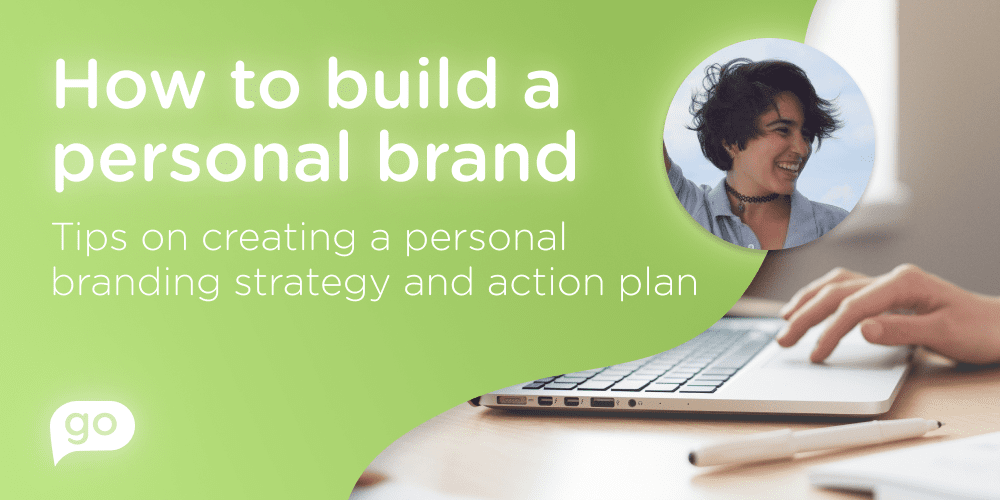 How to build a personal brand: personal branding strategy & action plan