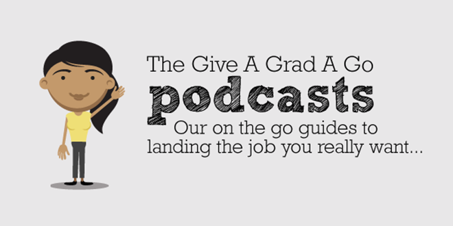We bust 4 myths about job hunting in our new podcast