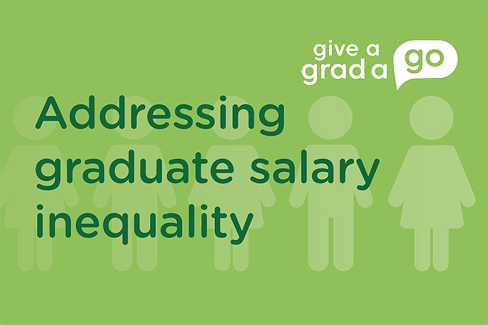 Addressing graduate salary inequality
