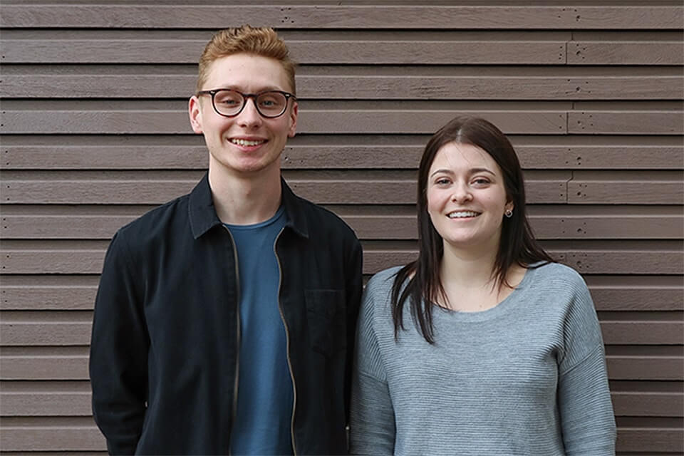 Welcoming our two new Resourcers - the start of their careers in graduate recruitment