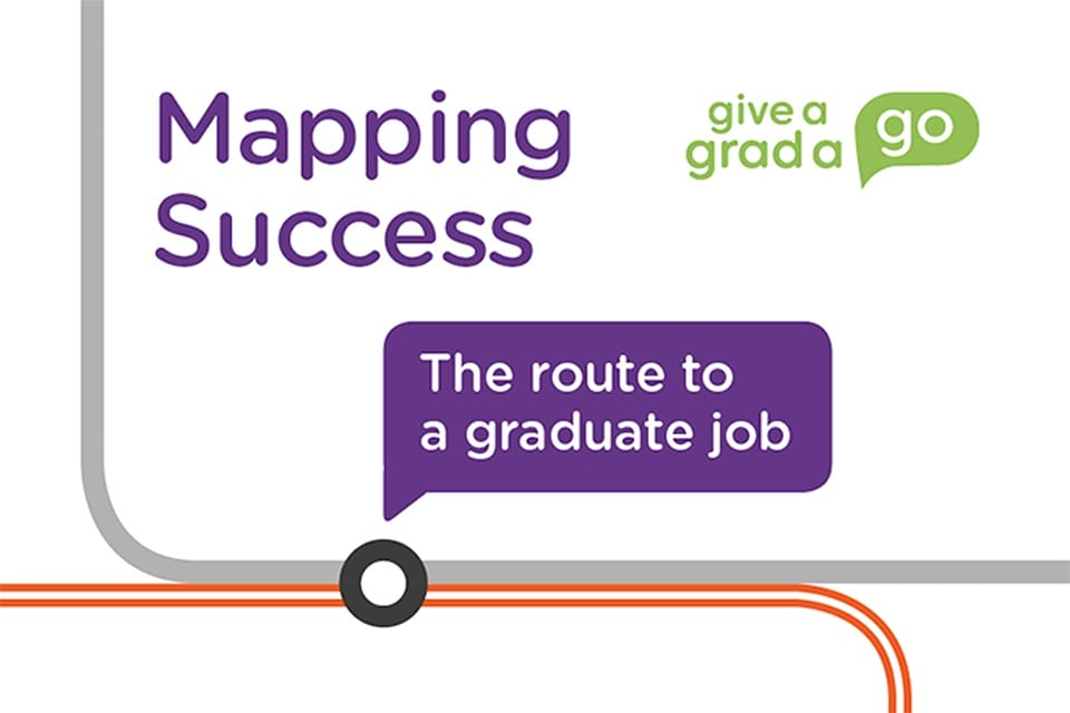 Mapping success - the route to a graduate job