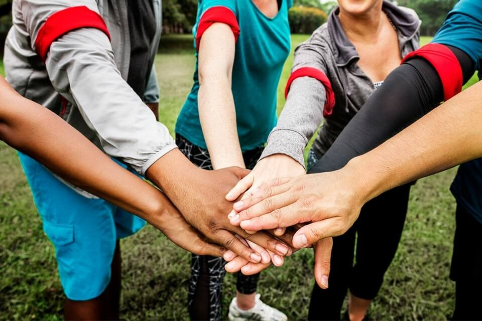 Why supporting charity is good for business