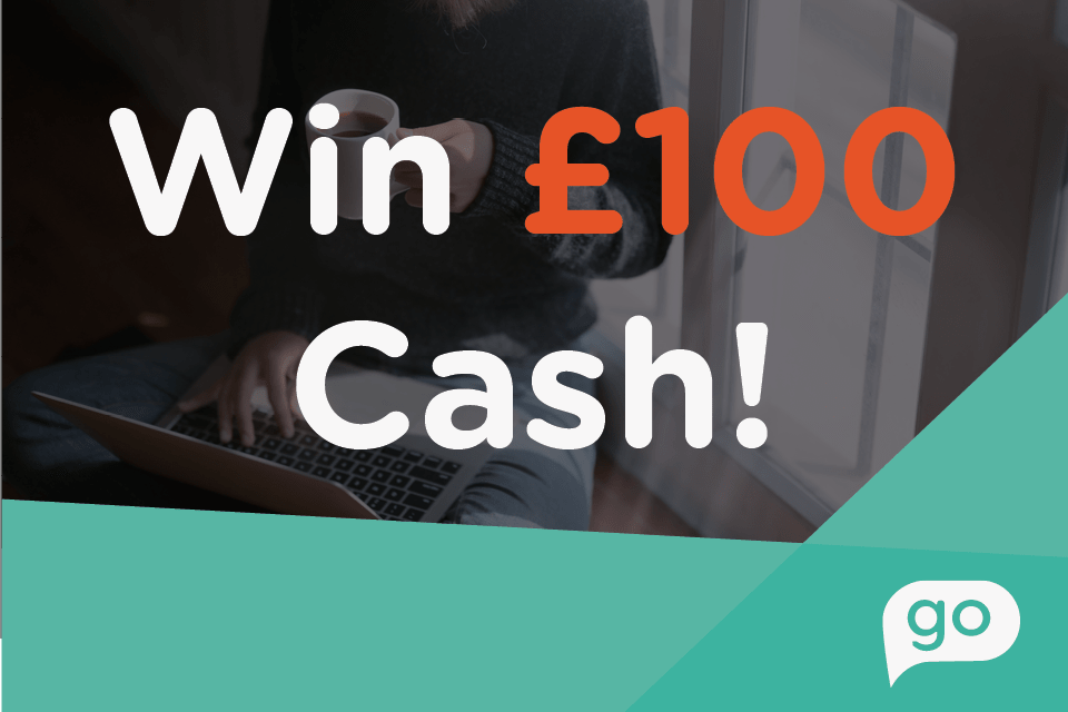 Win £100 Cash! - Keep Happy on International Day of Happiness