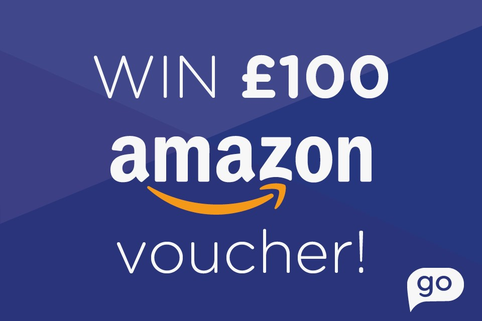 Win a £100 Amazon voucher to jazz up your home office!