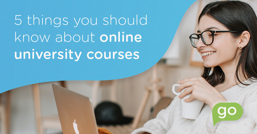 5 Things You Need to Know About Online University Courses