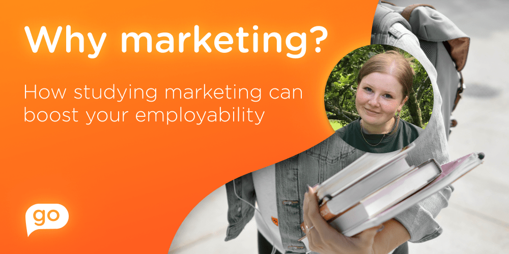 Why marketing? How studying marketing can boost your employability
