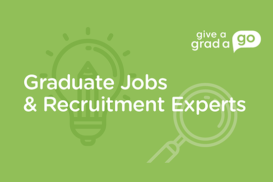 Graduate Jobs & Graduate Recruitment Experts