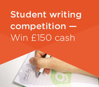 Student Writing Competition - Guest Blog Programme - Win Cash